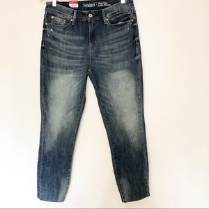 NWT Levi's High Rise Skinny Ankle Jeans size 6
